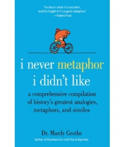 I Never Met a Metaphor I Didn't Like by Dr. Mardy Grothe