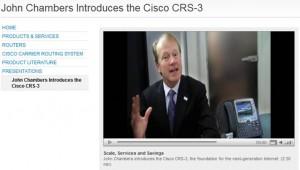 John Chambers Corporate Video