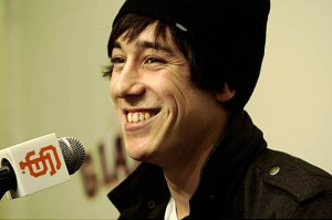 Tim Lincecum Interview